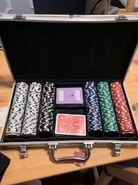 Clay Poker Set Woodbridge, 22191