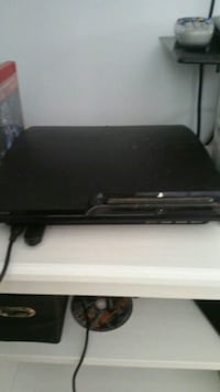 Ps3 with 50+ games...