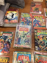 Comic book LOT Dighton