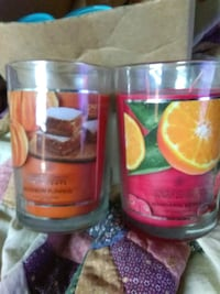 Home scent double wick candles Sparrows Point, 21219