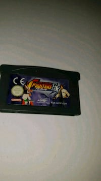 The king of Fighters spill Nintendo Gameboy Advanc Oslo kommune, 0986