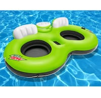Mtn Dew Double Innertube Float with Cooler New Port Richey, 34653