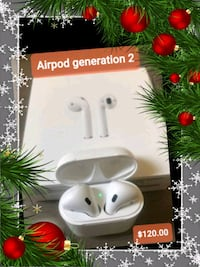 Apple airpod 2nd generation  South Holland, 60473