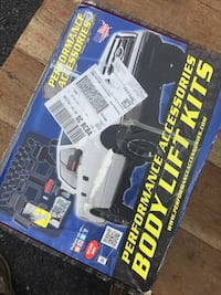 """Chevy/GMC S-10/S15/Sonoma/ZR-2 2WD and 4WD 2"""" Body Lift Kit  Annandale, 22003"""