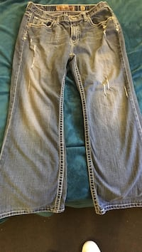 Cheap Buckle Jeans!