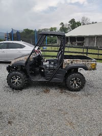 black and white dune buggy Purcellville