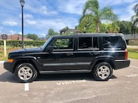 2007 Jeep Commander-3RD Row
