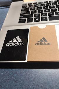 $50 adidas gift card (I will meet in the adidas store)