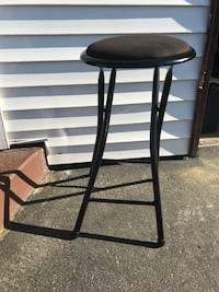 Set of 4 bar stools in black Rochester, 14609