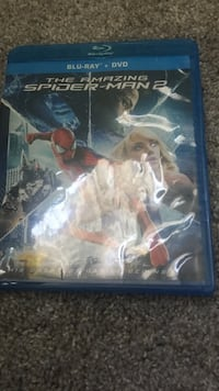 Spider Man 2 Blu Ray and DVD Lakewood, 80226