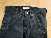 svart denim American Eagle bottoms Trondheim, 7018