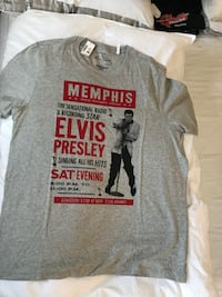 AEROPOSTAL RETRO VINTAGE STYLE ELVIS T-SHIRTS - SZ S, XL NEW W/ TAGS Courtice, L1E 1Y7