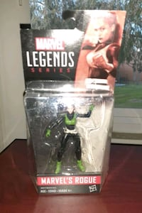 Marvel's Rogue Action Figure