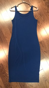 Blue DKNY dress, size M Toronto, M2J 3K4