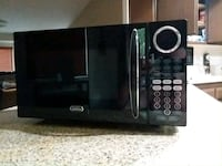 black and gray Oster microwave oven Canyon Lake, 92587