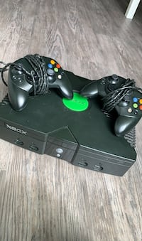 ORIGINAL!! XBOX GAME CONSOLE Brentwood, 20722