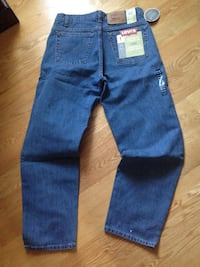 Brand New with tags Men's size 34/30 Levi's jeans  Toronto, M8Z 3Z7