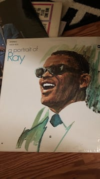 A portrait of Ray vinyl album Chicago, 60651