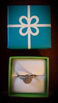 Bridal/Promise Ring For Women and Man Tyler, 75703