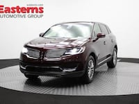 2017 LINCOLN MKX Select Sterling, 20166