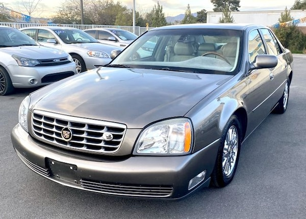 2003 Cadillac DeVille for sale 2