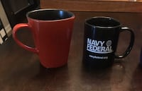Coffee mugs (3)