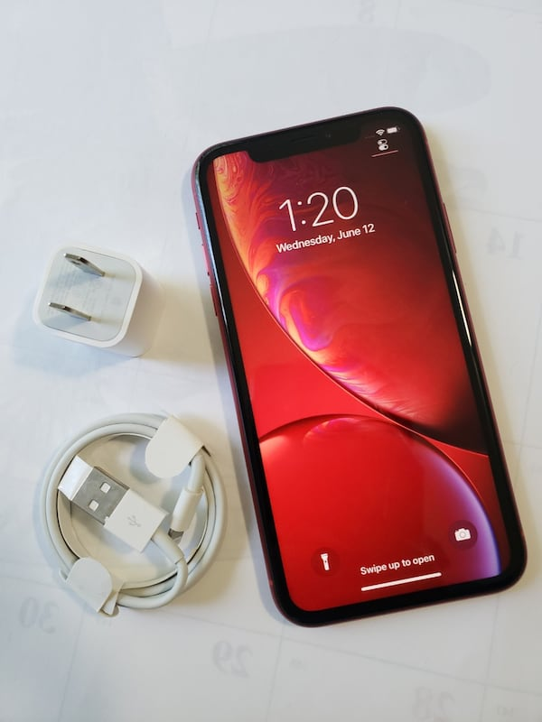 iPhone XR, Factory Unlocked,  Excellent Condition.  ebce32fa-f3a8-4a50-b551-765395545c9b