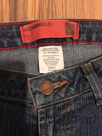 mossimo jeans size 9 Parkersburg, 26105