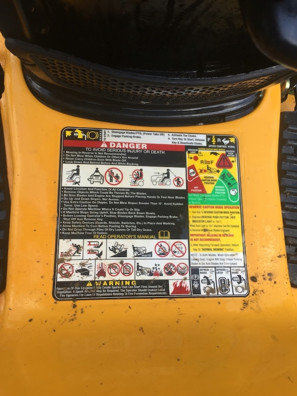 yellow and black portable generator