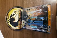 Mortal Kombat Sub-Zero Action Figure Vaughan, L4K 4A5