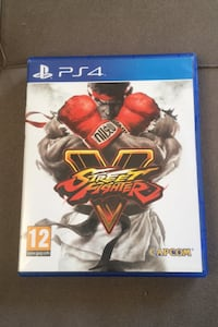 Street Fighter V 5 Arcade edition ps4 konsol oyunu