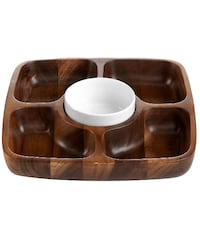 Wooden Tray [Brand New in Box] SANJOSE
