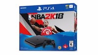 PS4 Playstation 4 Brand New In Box NBA 2K18 Madden 17