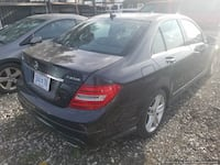 2013 Mercedes C300, *Repairable vehicle* WARREN