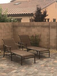 Outdoor Patio Furniture Chaise Lounge Pool Chairs