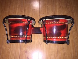 Small Bongo Drums from Cuba