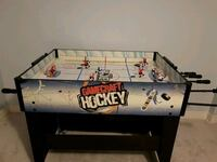 Foosball hockey table