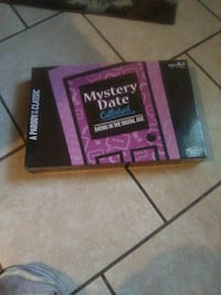 Mystery date game now one