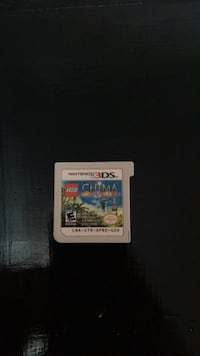 Nintendo 3DS Lego Chima cartridge Centreville, 20120