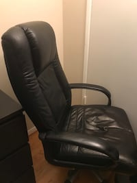 Adjustable Leather chair 37 km