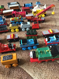 Thomas the Trains and Cars