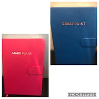 Magnetic close journal NEW 5.00 each  Metairie, 70003