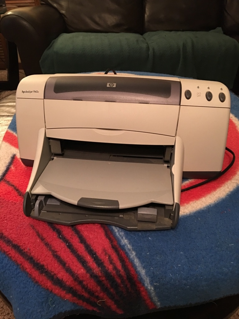 DRIVERS HP 940C PRINTER