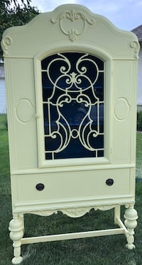 Antique China cabinet/Hutch Rosemount, 55068