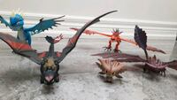 how to train your dragon toy lot  Aurora