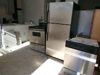 Stainless steel appliances Fairfax, 22033