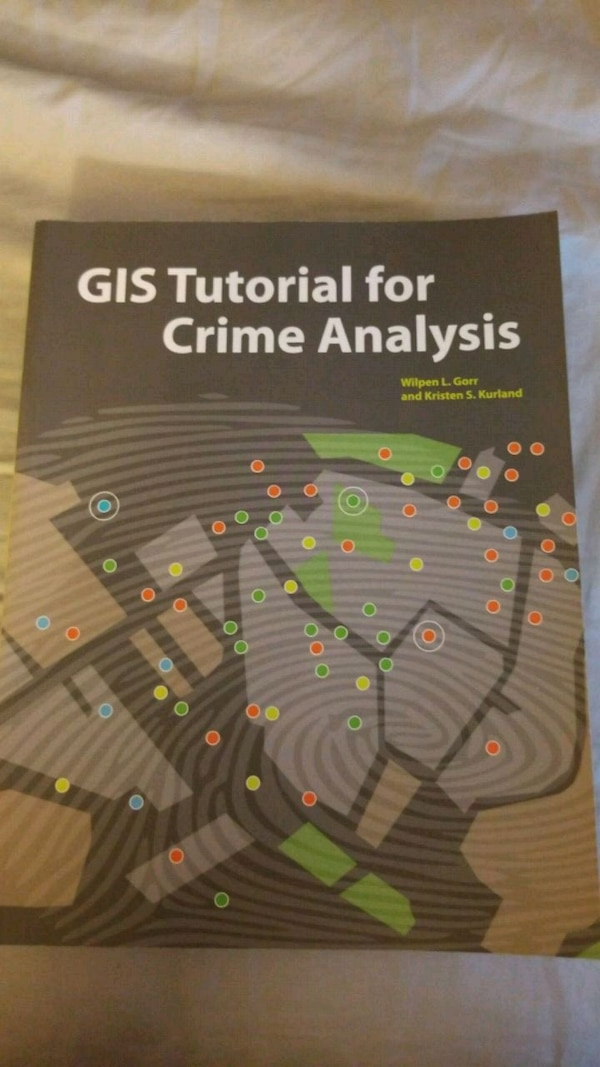 GIS Tutorial for Crime Anaysis Textbook
