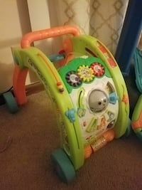 baby's multicolored activity walker Lincoln, 68504