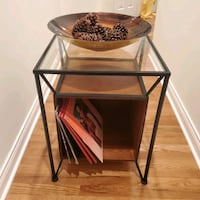 End Table/ Record Storage  Chicago, 60626