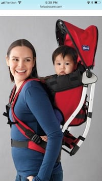Chicco backpack kids carrier . Annandale, 22003